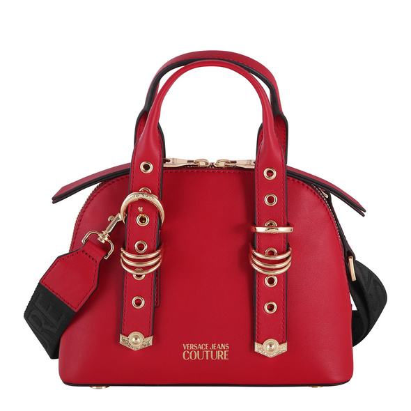 Versace Jeans Couture Kurzgriff Tasche Linea N DIS 4 mittelrot