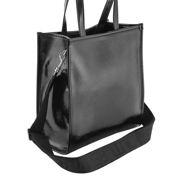 Versace Jeans Couture Kurzgrifftasche Linea M Dis. 3 weiß
