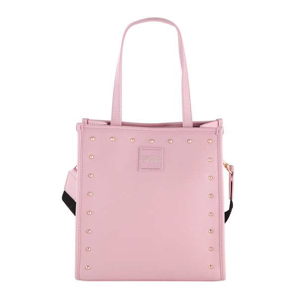 Versace Jeans Couture Kurzgrifftasche Linea E DIS 3 pink
