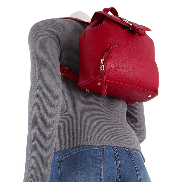 Versace Jeans Couture Damenrucksack Range F blood