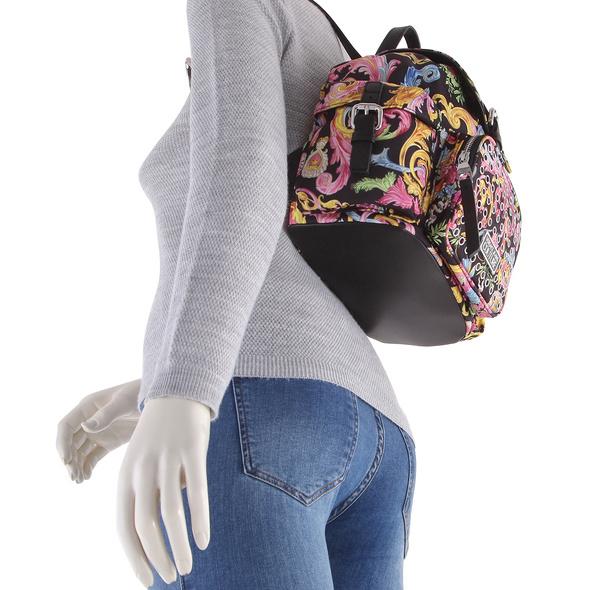 Versace Jeans Couture Damenrucksack Linea X DIS 3 allover eyelets