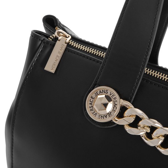 Versace Jeans Shopper Linea 1 DIS 11 schwarz