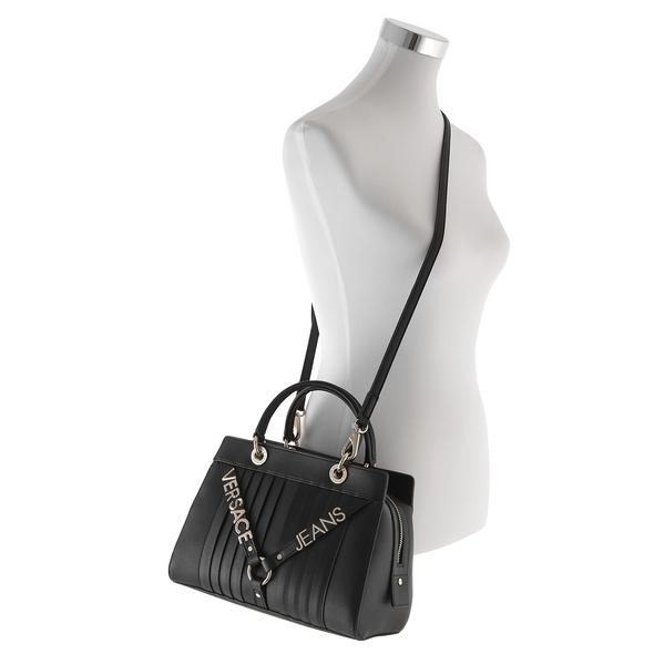 Versace Jeans Kurzgrifftasche Linea L DIS 7 schwarz