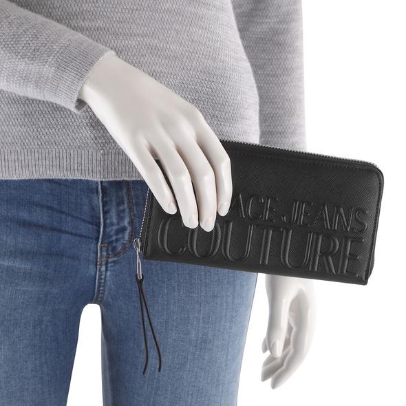 Versace Jeans Couture Querbörse Damen Linea R DIS 9 bianco