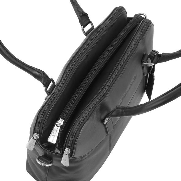 Von Cronshagen Kurzgrifftasche Almager schwarz