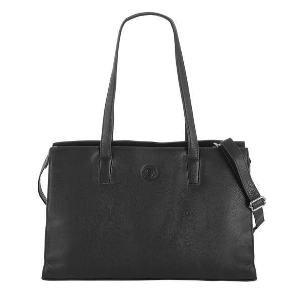 Sattlers & Co. Shopper Imperia The Courbette schwarz