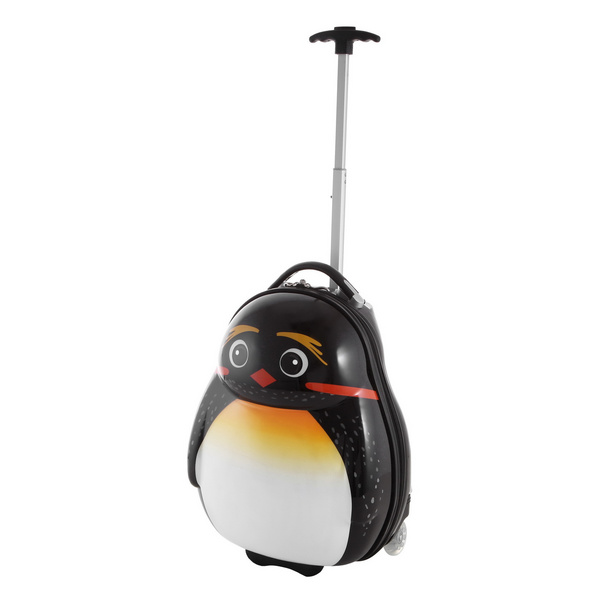 Heys Kinder Trolley Travel Tots 46cm emperor penguin
