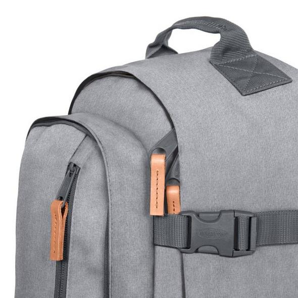 "Eastpak Laptoprucksack Smallker 15"" sunday grey"