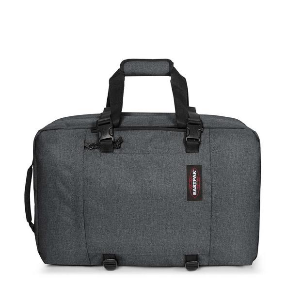 "Eastpak Laptop Rucksack Tranzpack 17"" black denim"