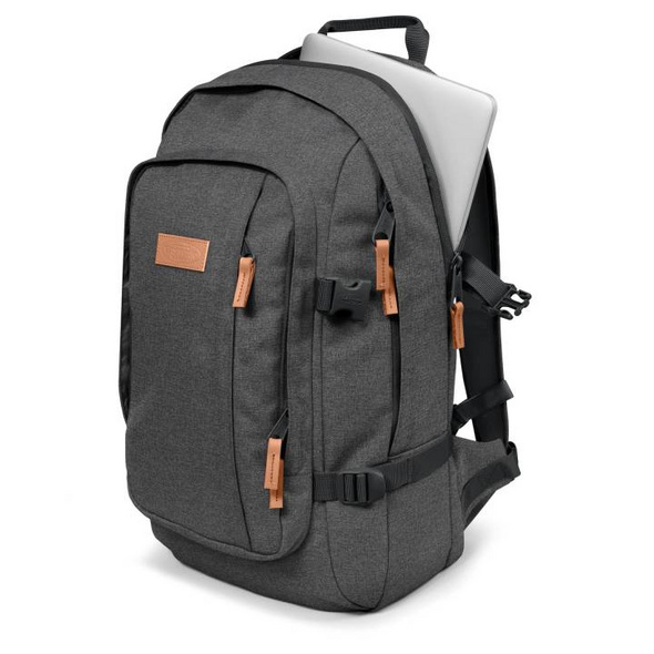 "Eastpak Laptoprucksack EVANZ 15"" black denim"