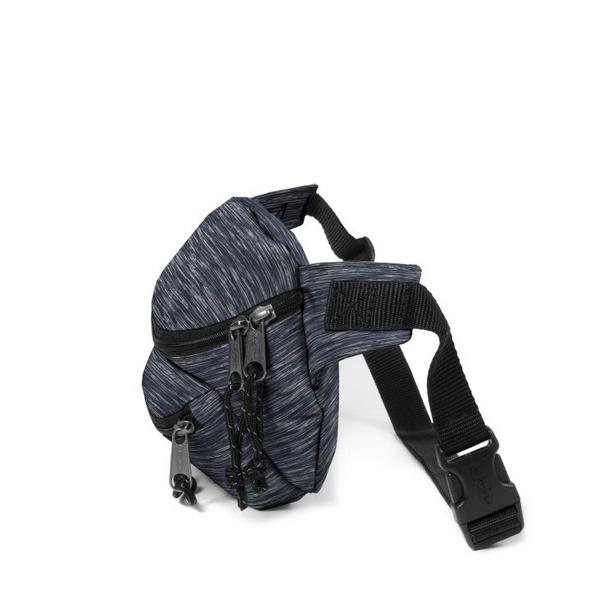 Eastpak Bauchtasche Authentic Doggy Bag knit grey