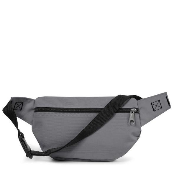 Eastpak Bauchtasche Authentic Doggy Bag woven grey