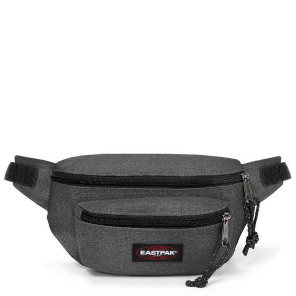 Eastpak Bauchtasche Authentic Doggy Bag black/denim