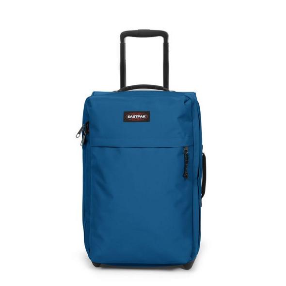 Eastpak Reisetasche mit Rollen Traf'ik Light S 33l urban blue
