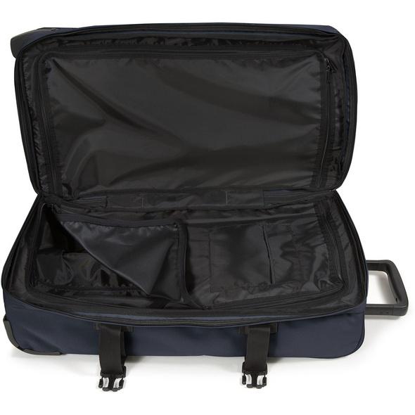 Eastpak Reisetasche mit Rollen Authentic Tranverz M 78l quiet grey