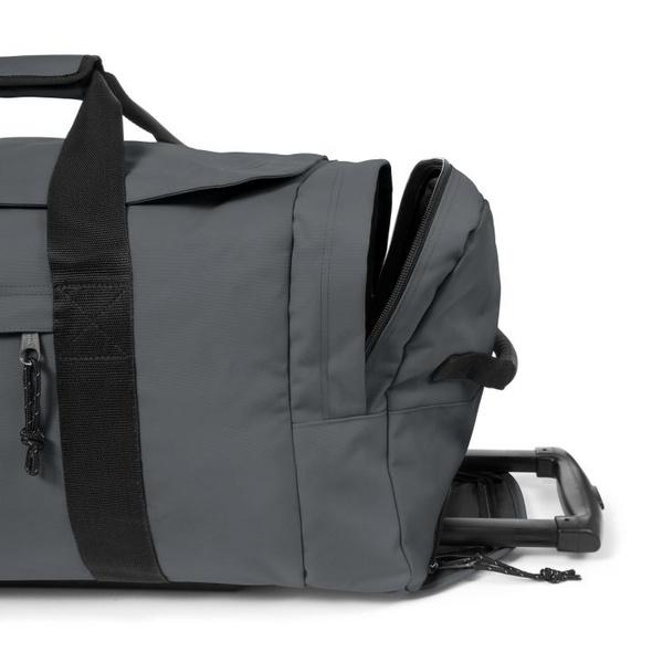 Eastpak Reisetasche mit Rollen Leatherface M 61l coal