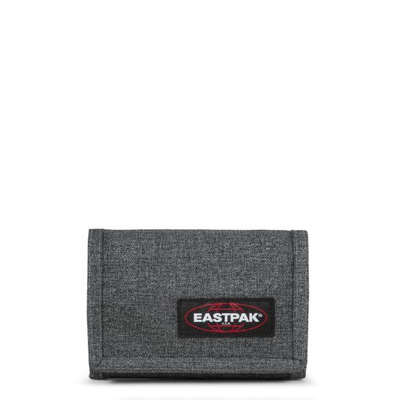 Eastpak Klettverschlussbörse Crew black denim