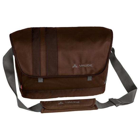 Vaude Messenger Bag Ayo L tobacco