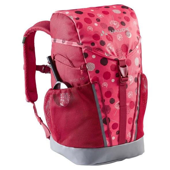 Vaude Kinder Rucksack Puck 10 Neu bright pink/cranberry