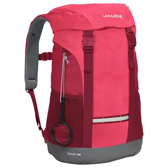 Vaude Kinder Rucksack Pecki 14l Bright Pink