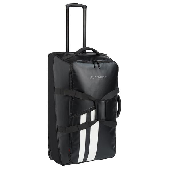 Vaude Reisetasche mit Rollen Rotuma 90l schwarz