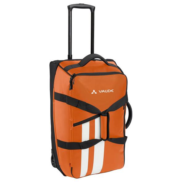 Vaude Reisetasche mit Rollen Rotuma 65l orange