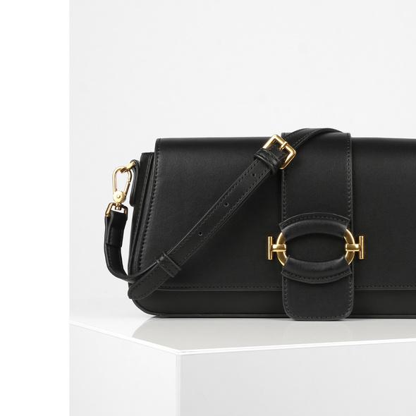Seidenfelt Manufaktur Kurzgriff Tasche Gjovic black