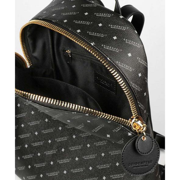 Seidenfelt Manufaktur Damenrucksack Karup black