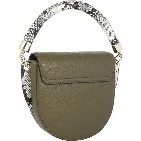 Calvin Klein Kurzgriff Tasche Saddle Bag SM winter moss mix