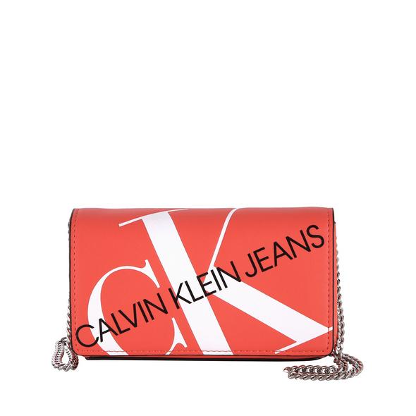 Calvin Klein Umhängetasche Phone Crossbody orange