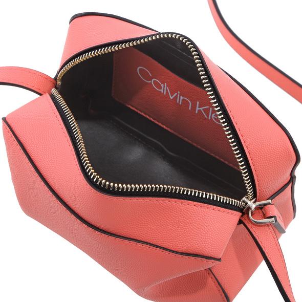 Calvin Klein Umhängetasche CK Must Camera Bag white
