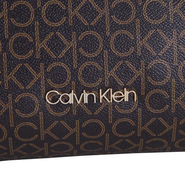 Calvin Klein Shopper Mono MD black mono mix
