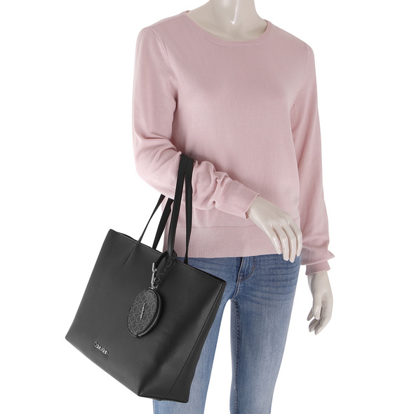 Calvin Klein Shopper CK Must MD cuoio