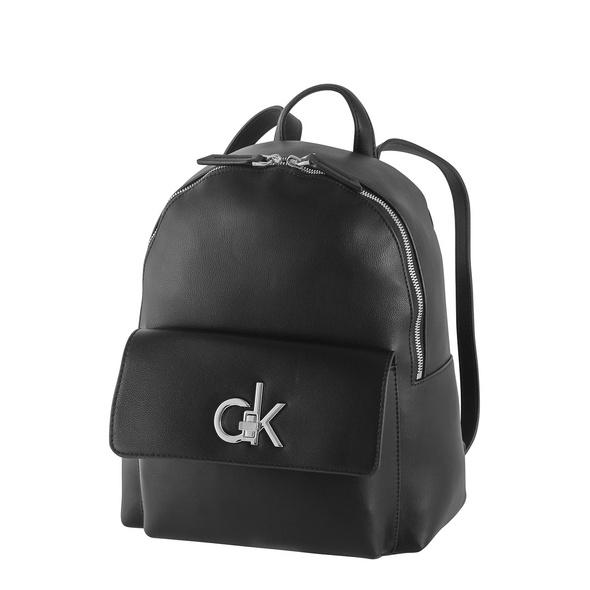 Calvin Klein Damenrucksack Re Lock SM black