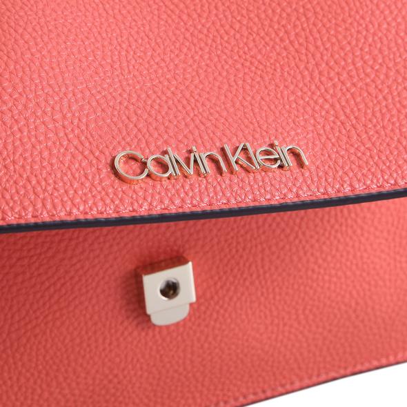 Calvin Klein Kurzgriff Tasche Sided Top Handle black