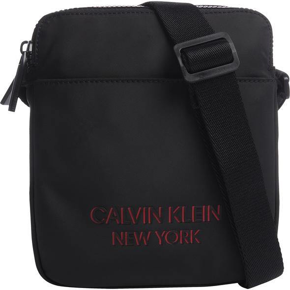 Calvin Klein Umhängetasche 2G Reporter NY black