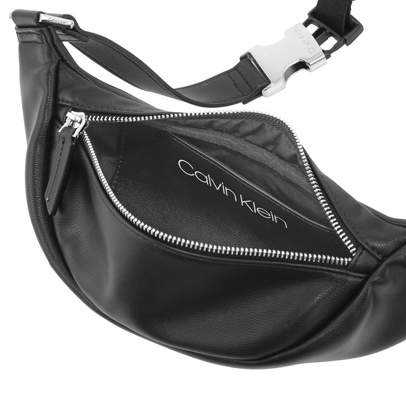 Calvin Klein Bauchtasche NY Shaped Waistbag MD white