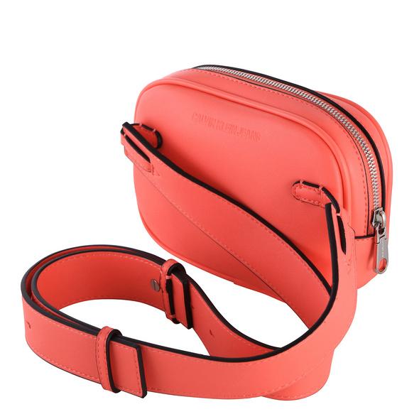 Calvin Klein Jeans Bauchtasche Round Waistbag orange