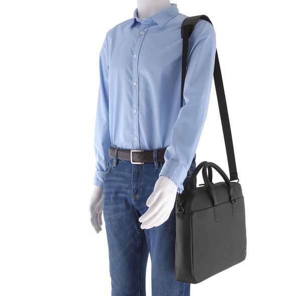 "Calvin Klein Laptoptasche Laptop Bag w/ PCKT 15"" black"