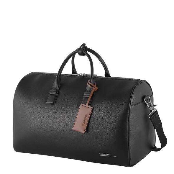 Calvin Klein Reisetasche Bombe Weekender black