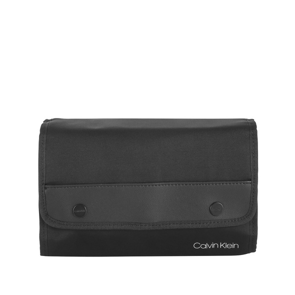 Calvin Klein Kulturbeutel CK United Travel Washbag black
