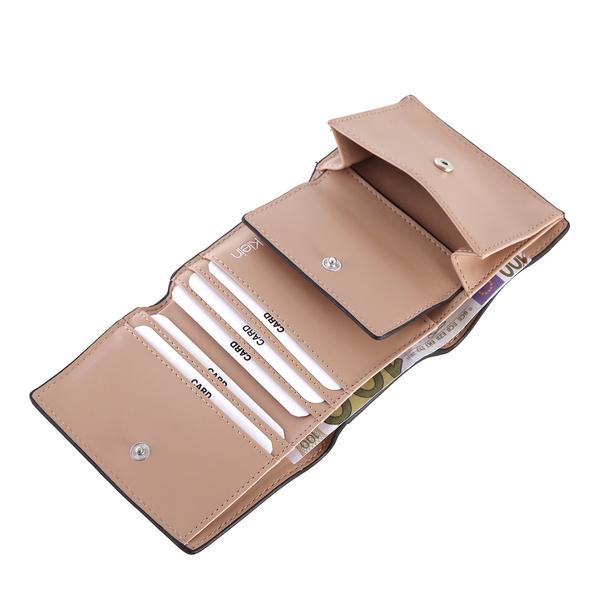 Calvin Klein Hochkantbörse Damen TGW Trifold XS pink