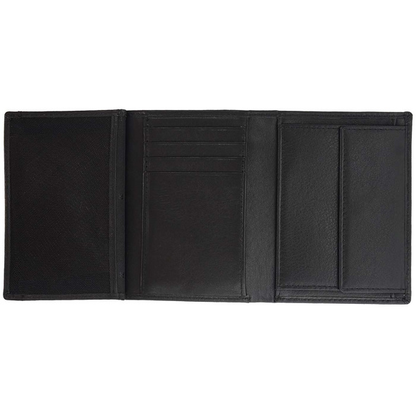 Cross Geldbörse Makers Mark RFID in Geschenkbox 8CS Hoch schwarz