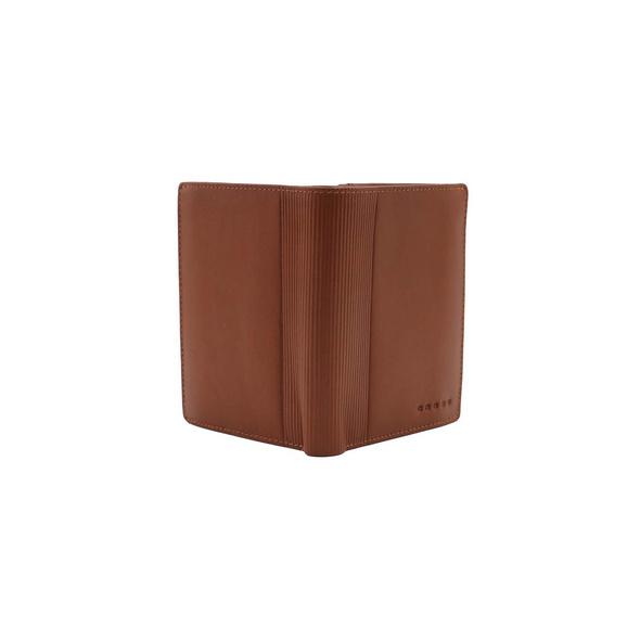 Cross Geldbörse Vachetta RFID in Geschenkbox 8CS Hoch cognac