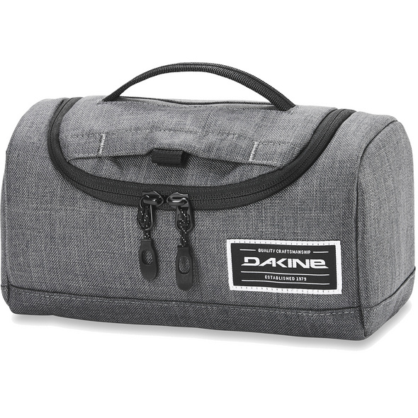 Dakine Kulturbeutel Revival Kit MD carbon