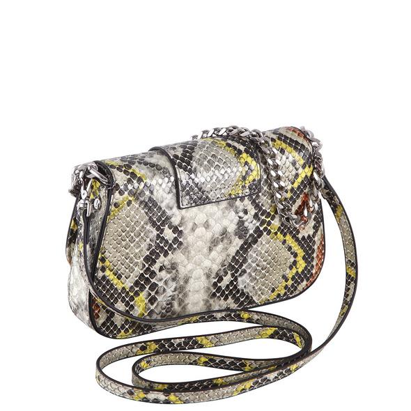 Joop Jeans Abendtasche Domenica Snake Paolina Shoulderbag XSHF taupe