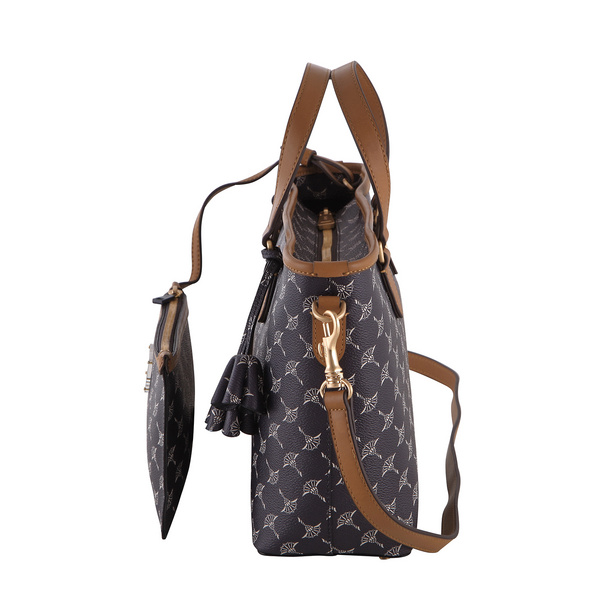 Joop Kurzgriff Tasche Cortina Ketty Handbag SHZ 4720 dark grey