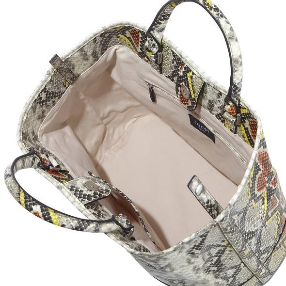 Joop Jeans Beuteltasche Domenica Snake Nadine Handbag LHO taupe