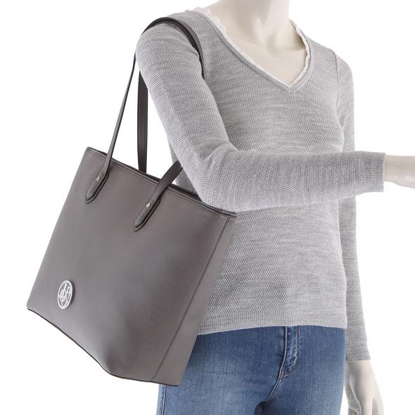 Joop Jeans Shopper Tondo Lara LHZ grey