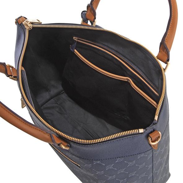 Joop Kurzgriff Tasche Thoosa Handbag LHZ lightgrey